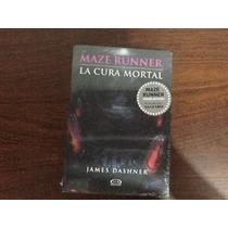 Libro Maze Runner:la Cura Mortal