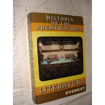 Libro Historia De Los Premios Nobel , Literatura , Everest ,