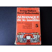 Almanaque De Lo Insolito 5