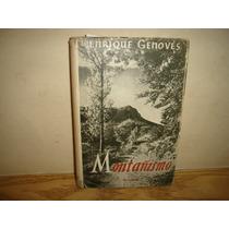 Libro - Montañismo - Enrique Genovés - 1950