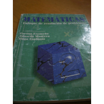 Matemáticas Enfoque De Resolución De Problemas Fortino E.