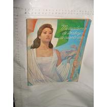 Libro Año 1967 , Mi Cuaderno De Trabajo De Cuarto Año , Geog