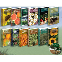 Granja Integral Produccion Agricola 12 Vols+ Cd-rom