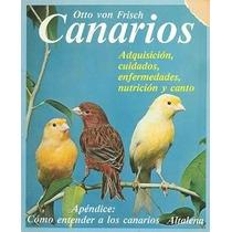 Canarios - Libro De Aves