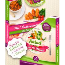 Nuevo Mi Restaurante En Casa 1 Vol - Royce Editores