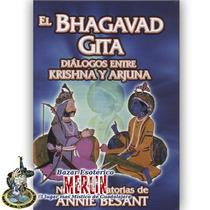 Libro El Bhagavad Gita - Diálogos Entre Krishna Y Arjuna