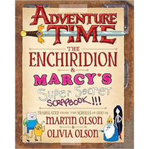 Adventure Time: The Enchiridion & Marcy
