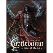 Libro De Arte The Art Of Castlevania Lords Of Shadow - Nuevo