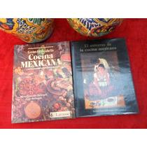 Gran Libro De La Cocina Mexicana Y El Universo De La Cocina