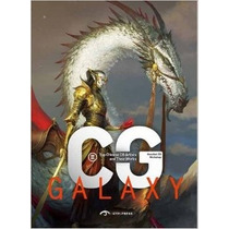 Libro De Arte Cg Galaxy Ii: Top Chinese Cg Artists And Works