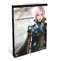 Libro Lightning Returns Final Fantasy Xiii Guia Estrategias