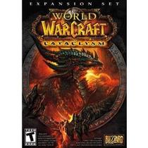 World Of Warcraft: Cataclysm Set Expansión