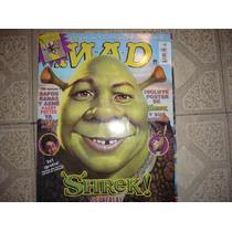 Mad Revista La # 1 De Coleccion Shrek Impecable Comic X-men