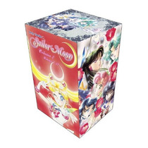 Sailor Moon - Mangas Box Set 2 - Vol. 7-12 En Inglés.