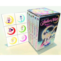 Sailor Moon - Mangas Box Set Vol. 1-6 En Inglés.
