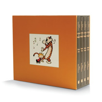 Libros The Complete Calvin And Hobbes Box Set
