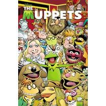 Libro Comic The Muppets Omnibus Set De Coleccion - Disney