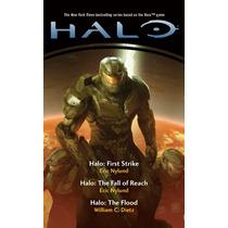 Libros Halo Boxed Set Vol 2 C/ 3 Libros Nuevos P Blanda