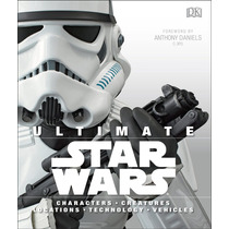 Libro Ultimate Star Wars