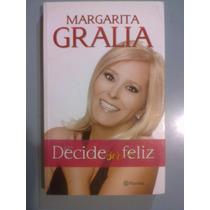 Autografo Margarita Gralia 1er, Edic. 2009