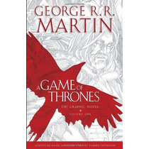 Libro Novela Grafica A Game Of Thrones: The Graphic Novel 1