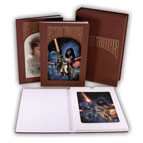 Libros Comics The Star Wars Deluxe Edition 3 Libros En Set