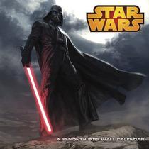 Star Wars Saga 2015 Premium Calendario De Pared 2015
