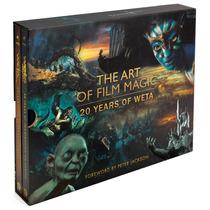 Libro De Arte The Art Of Film Magic: 20 Years Of Weta