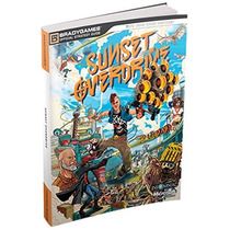 Libro Guia Sunset Overdrive Official Strategy Guide En Pb!