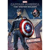 Libro Captain America: The Winter Soldier: The Secret Files