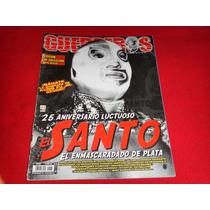 El Santo - 25 Aniversario Luctuoso Guerreros Del Ring 2009