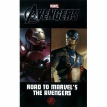Libro De Marvel Avengers: Road To Marvel