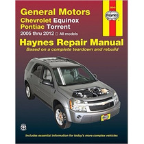 General Motors Chevrolet Equinox And Pontiac Torrent: 2005 T
