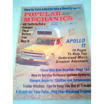 Apolo 11 En La Luna Popular Mechanics Antiguas Maa