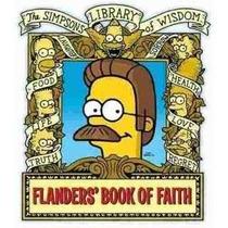 Libro Flanders Book Of Faith Simpsons Library Pasta Dura