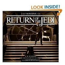 Libro De The Making Of Star Wars: Return Of The Jedi - Nuevo