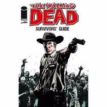 Libro De Walking Dead Survivors Guide - Nuevo