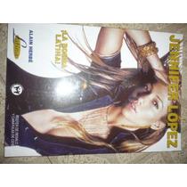 Jennifer Lopez Libro Especial Editorial La Mascara