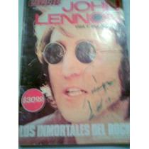 Beatles John Lennon Vida Y Muerte Libro De Coleccion Vv4