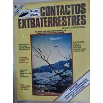 Contactos Extraterrestres Revista No 46 Ovnis Y Alienigenas