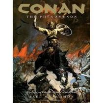 Libro De Conan: The Phenomenon - Nuevo