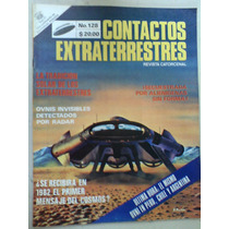 Contactos Extraterrestres Revista 128 Ovnis Y Alienigenas