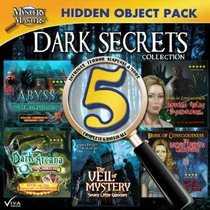 Master Mystery: 5-pack - Dark Secrets Collection [descargar]