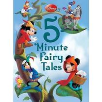 5 Minuto Fairy Tales Libro