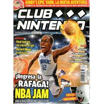 Revista Club Nintendo Año 19 Num. 10
