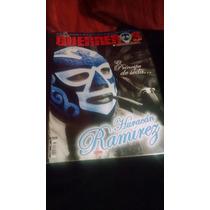Huracan Ramirez Vol 1 Revista Guerreros Especial