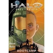 Comic De Halo: Fall Of Reach Boot Camp En Pasta Dura - Nuevo