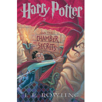 Libro Harry Potter And The Chamber Of Secrets P Dura!