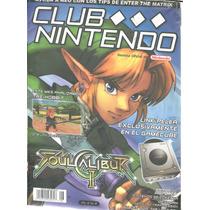 Revista Club Nintendo Año 12 Num. 8
