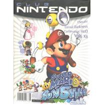 Revista Club Nintendo Año 11 Num. 8